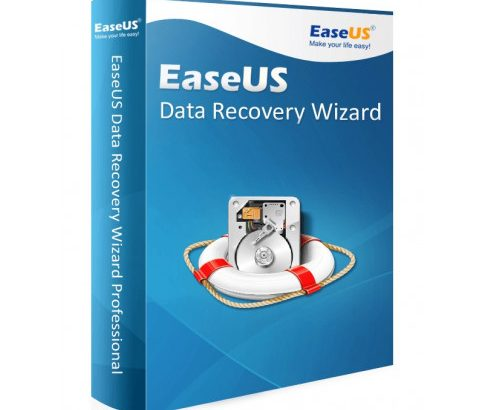 EaseUS Data Recovery Wizard Crack 14.2 + Serial Key Full 2021 Latest